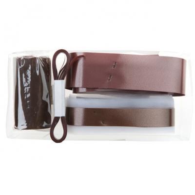 Kit de décoration voiture mariage: Chocolat (x1) REF/70189