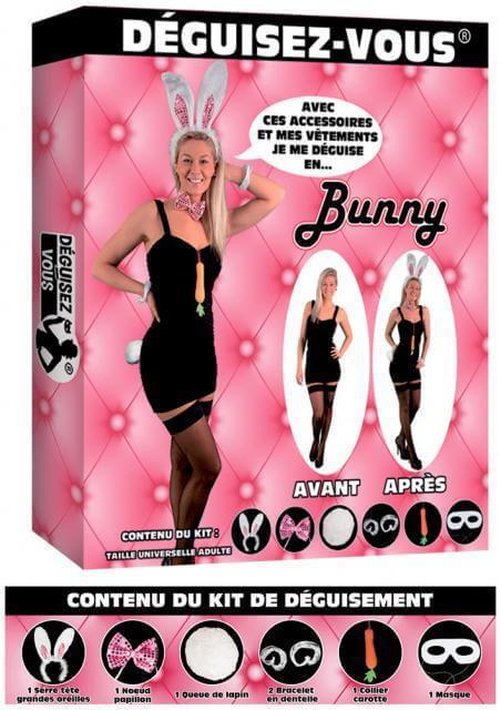 Deguisement bunny 2