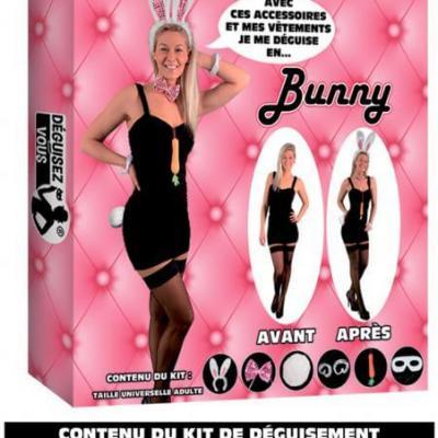 Déguisement: Bunny (x1) REF/DEG05