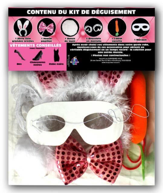 Deguisement bunny 3