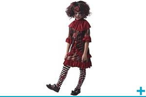 Deguisement et costume enfant fille de 4 a 12 ans fete halloween