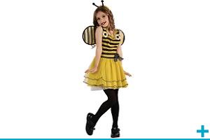 Deguisement et costume enfant fille de 4 a 12 ans