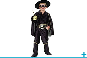 Deguisement et costume enfant garcon de 4 a 12 ans