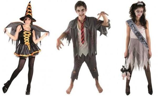 Deguisement et costume pour la fete d halloween
