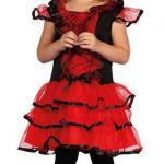 Costume Halloween 3-4ans: Diablesse (x1) REF/92357