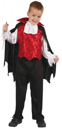 Costume garçon S: Vampire (x1) REF/98287