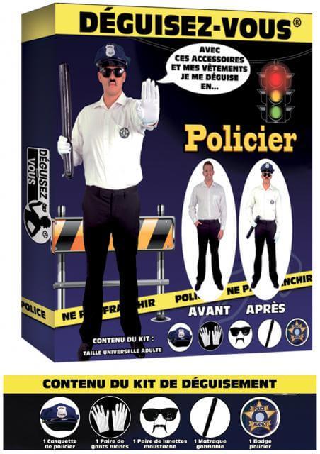 Deguisement policier