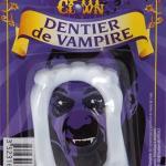 Dentier de vampire blanc (x1) REF/49327