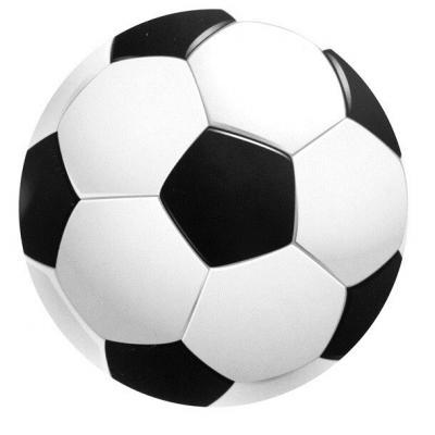 Sous verre football (x10) REF/4980