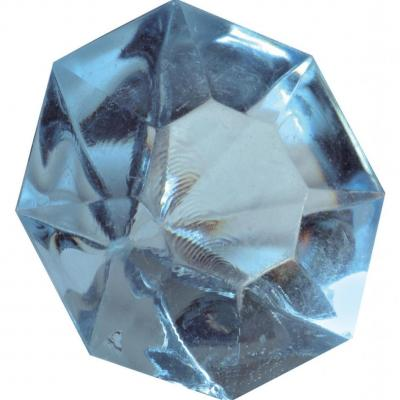 Diamant bleu turquoise (x16) REF/3389