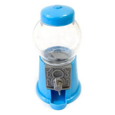 Distributeur de bonbons bleu turquoise (x1) REF/BT2062