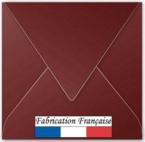Enveloppe cacao carrée 16.5cm (x20) REF/5233C