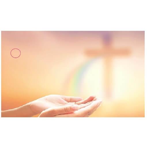 Etiquette communion priere