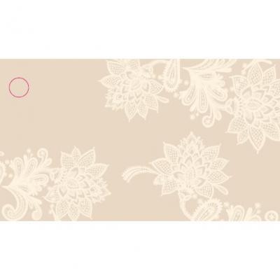 Étiquette mariage: Dentelle vintage (x10) REF/CTM08566