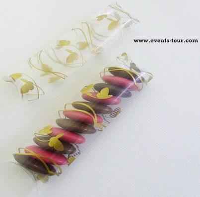 Etuis papillon or
