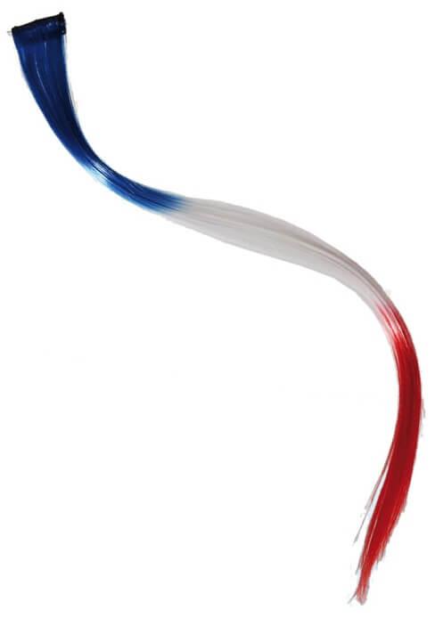 Extentions pour cheveux tricolores france
