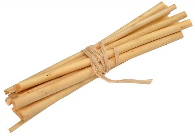 Fagot en bois ivoire 1