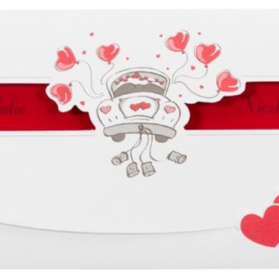 Faire-part mariage: Humour (x1) REF/104.018