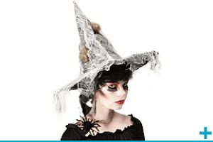 Fete halloween avec theme sur sorciere et sorcier