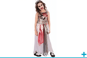 Fete halloween avec theme sur zombie