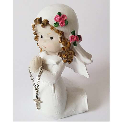 Figurine communiante fille 1