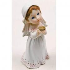Figurine communion fille (x1) REF/RES555F