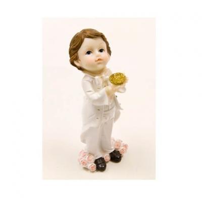 Figurine communion garçon (x1) REF/RES555G