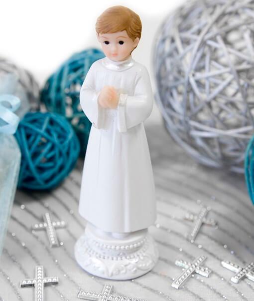 Figurine communion pour gateau