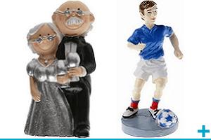 Figurine et sujet en resine tendance