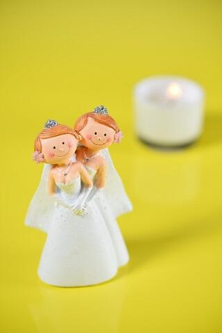 Figurine mariage mrs et mrs 1