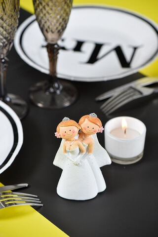 Figurine mariage mrs et mrs 2