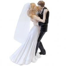 Figurine mariage couple de mariés: Passion (x1) REF/SUJ4971