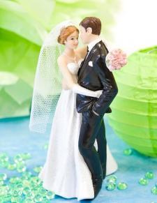 Figurine mariage: Valse (x1) REF/SUJ4959