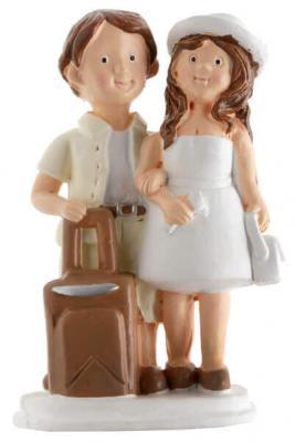 Figurine voyageurs (x1) REF/5424