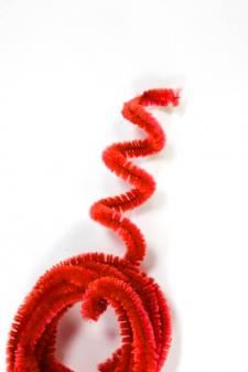Fil à torsader rouge, 4m (x1) REF/DEC653