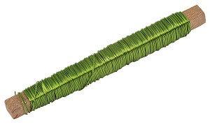 Bâton de fil métallique vert (x1) REF/3388