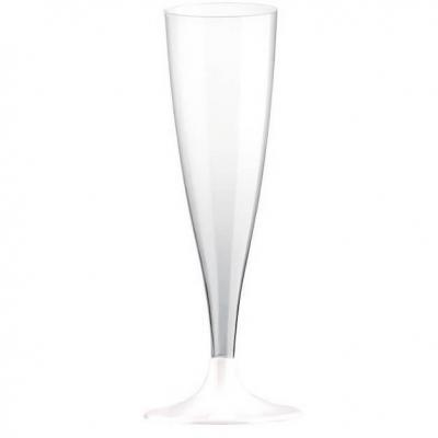 Flûte blanche 140ml (x10) REF/57597