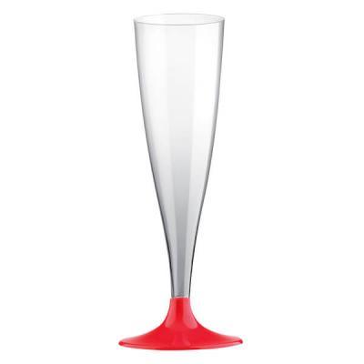 Flûte rouge 140ml (x10) REF/57597
