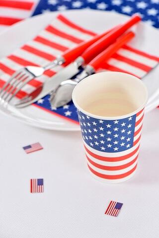 Gobelet amerique 1