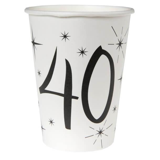 Gobelet anniversaire 40ans