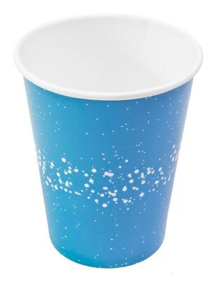 Gobelet bleu turquoise