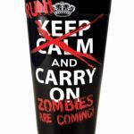 Gobelet Halloween zombie: Noir (x1) REF/47730
