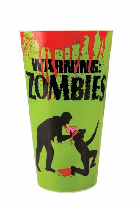 Gobelet halloween zombie