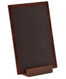 Grande ardoise chocolat 10cm x 15cm (x1) REF/3348