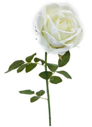 Grande rose velours 85cm