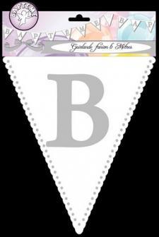 Guirlande fanion baptême (x1) REF/GFB00