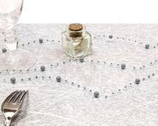 Guirlande de décoration grise (x1) REF/DEC445