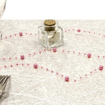 Guirlande de décoration rose (x1) REF/DEC445