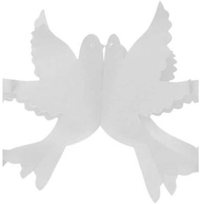 Guirlande colombe blanche (x1) REF/GUI053