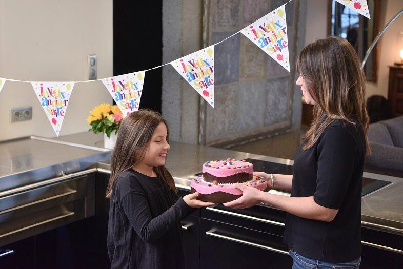 Guirlande fanion joyeux anniversaire